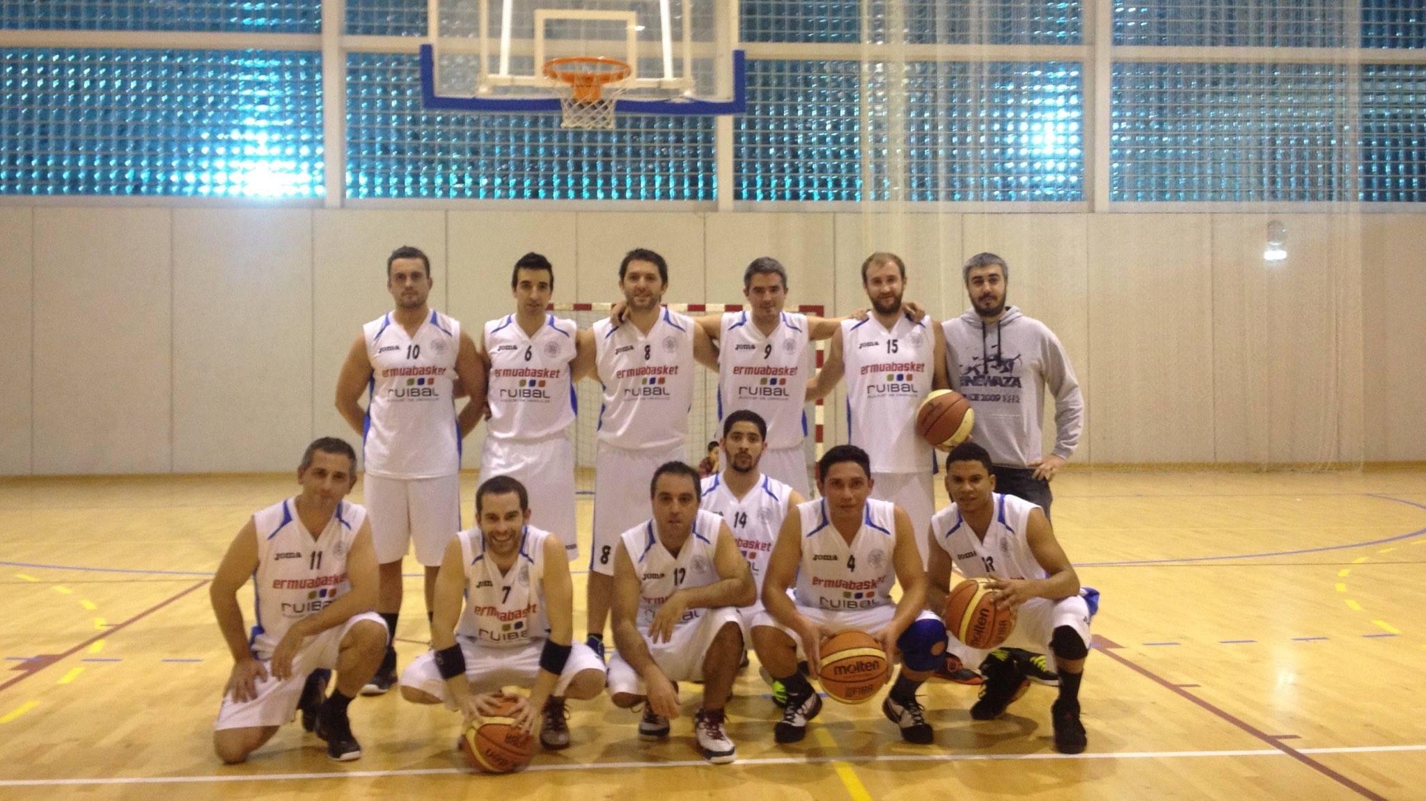 Ermua Basket 2014/2015