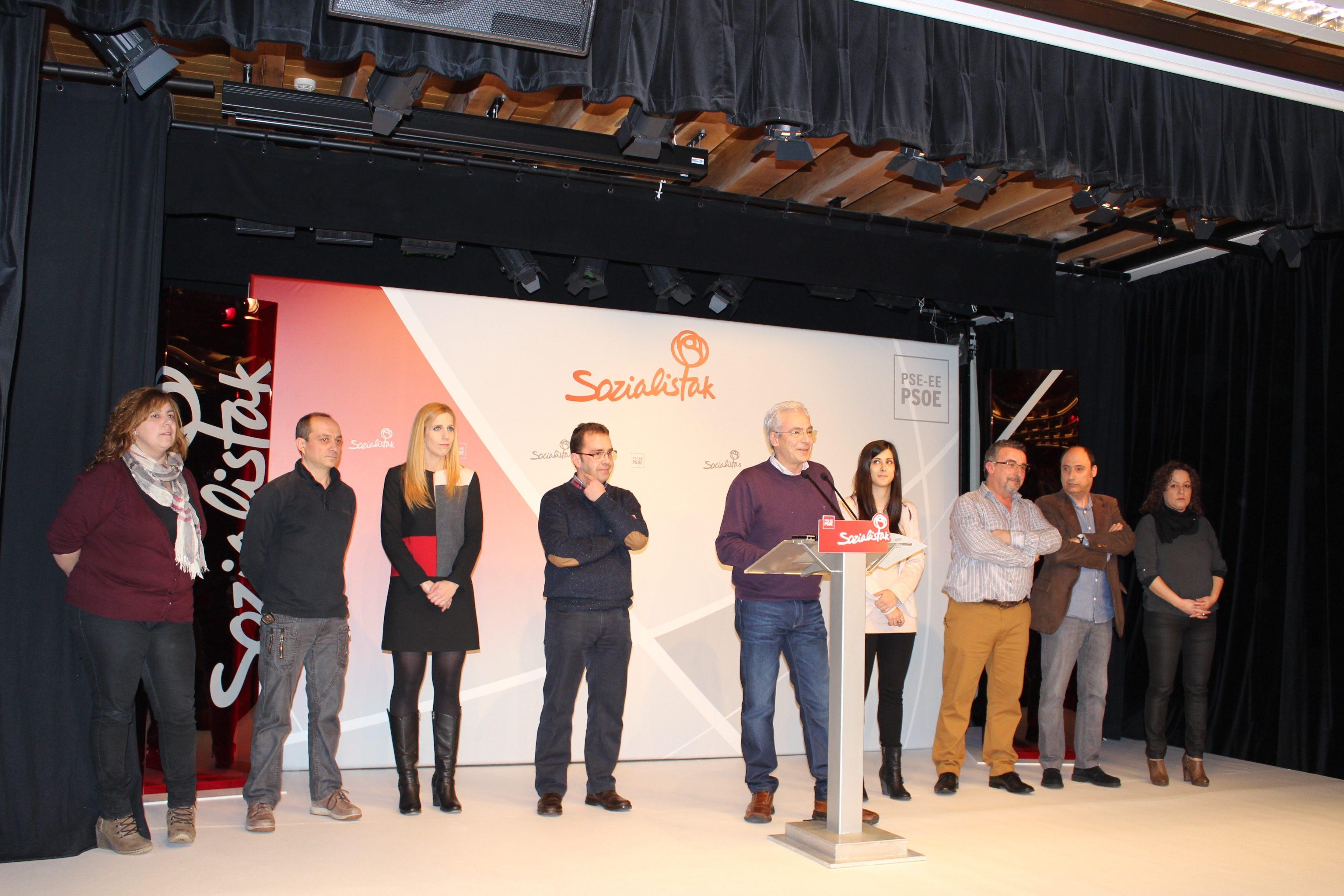 socialistas municipales 2015