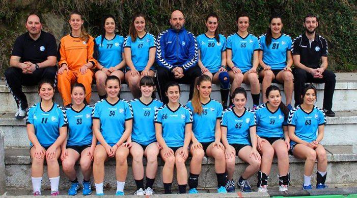 El Errotabarri Eskubaloia de Ermua organizará el campeonato de Euskadi cadete femenino de balonmano