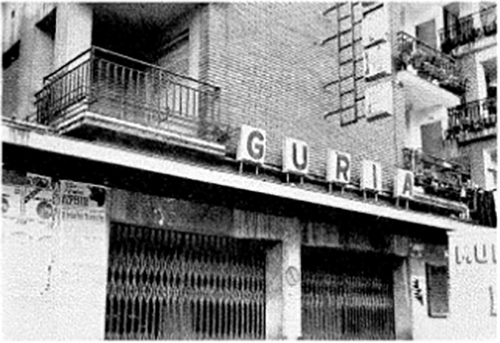 GuriaCine