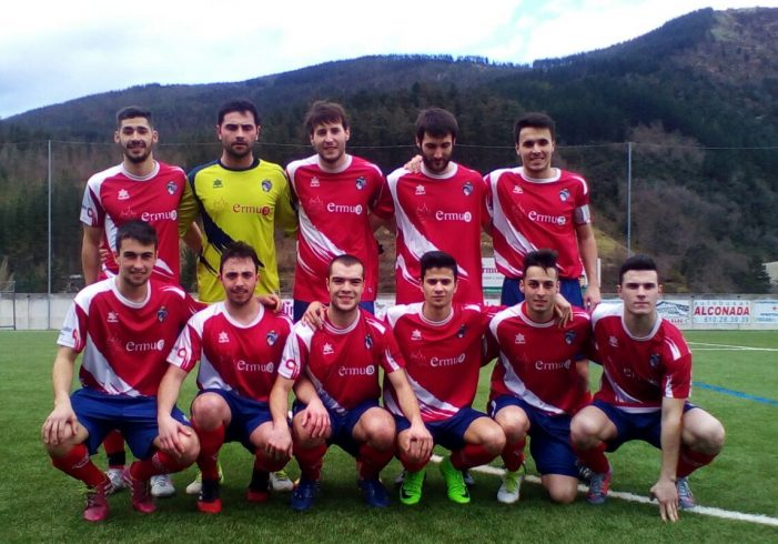 2-0 Aitor y Jokin dan la victoria al Ermua