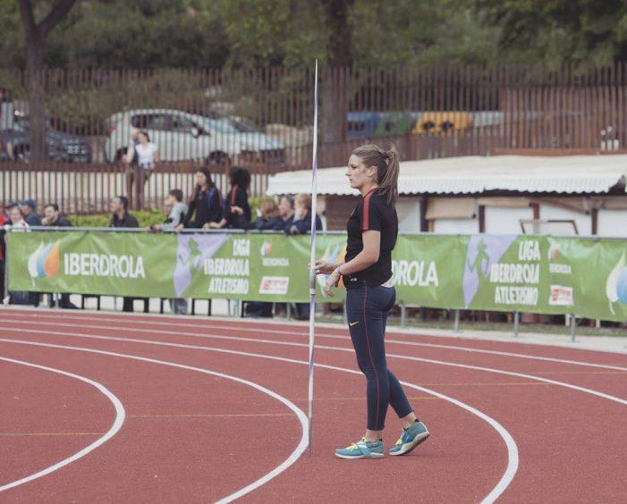 Sexta mejor marca española (56,97m) para Arantza Moreno