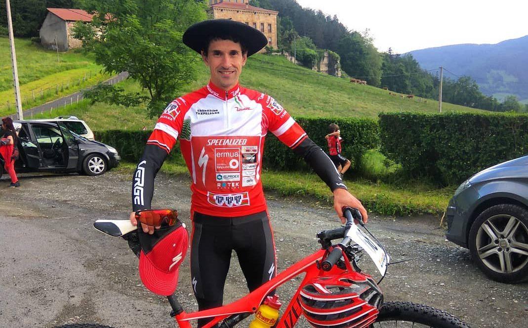 Aitor Hernández campeón Euskadi Urretxu
