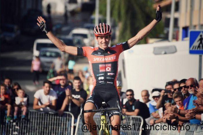Aitor Hernández gana en Orduña