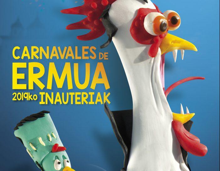 «Beldurra» ilustrará el carnaval ermuarra