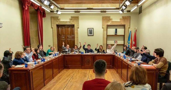 Aprobado el presupuesto municipal de Ermua