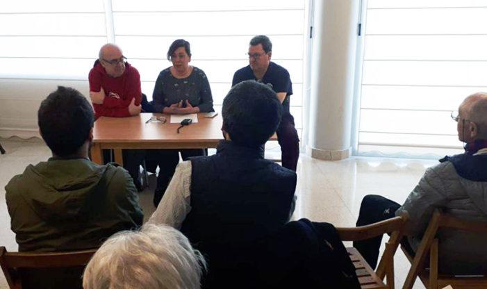 Eibar y Ermua recogerán 1000 kilos de alimentos para refugiados de Grecia