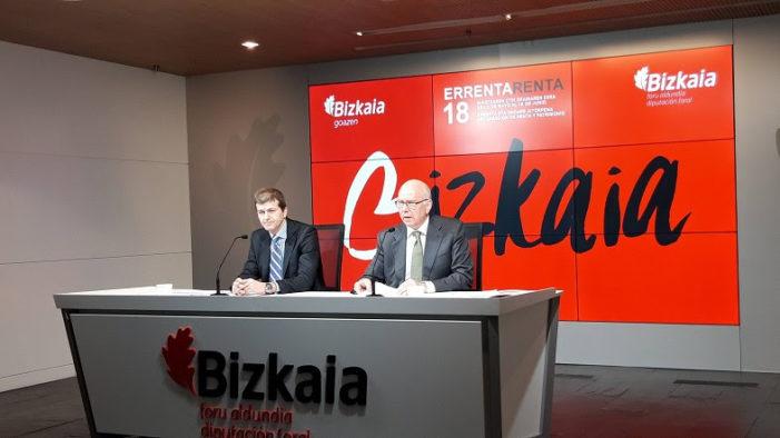 El dos de mayo comienza la campaña de Renta 2018 en Bizkaia