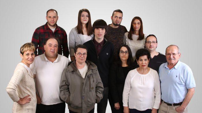 Julen Dominguez lidera la lista de la coalición Elkarrekin Podemos