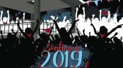 La obra gráfica de Ernesto López anunciará los Santiagos 2019